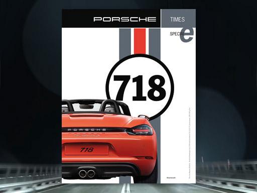 Der neue 718 Boxster. Lesen Sie jetzt unser interaktives E-Paper.